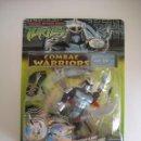 Figuras y Muñecos Tortugas Ninja: VINTAGE TEENAGE MUTANT NINJA TMNT TORTUGAS NINJA - SHREDDER COMBAT WARRIORS NUEVO NEW. Lote 53131769