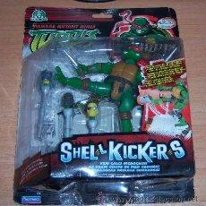Figuras y Muñecos Tortugas Ninja: TORTUGAS NINJA SHELL KICKERS RAFAEL - NUEVO. Lote 99097916