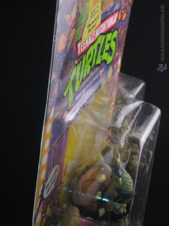 Figuras y Muñecos Tortugas Ninja: Vintage Teenage Mutant Ninja Turtles TMNT Tortugas ninja - Tokka Nuevo New - Foto 4 - 54313987