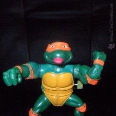 Figuras y Muñecos Tortugas Ninja: MIKE MOVIMIENTO A CUERDA DE LUNCHAKUS - TORTUGAS NINJA SERIE DE TV, SERIE CLASICA 1987. . Lote 54422792