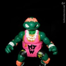 Figuras y Muñecos Tortugas Ninja: MIKE WRESTLER - TORTUGAS NINJA SERIE DE TV, SERIE CLASICA 1987. . Lote 56091082
