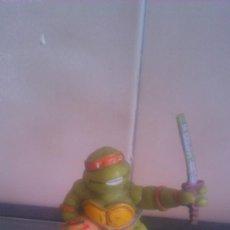 Figuras y Muñecos Tortugas Ninja: TORTUGA NINJA MICHELANGELO MIRAGE ESTUDIO.AÑO 1988. Lote 56323257