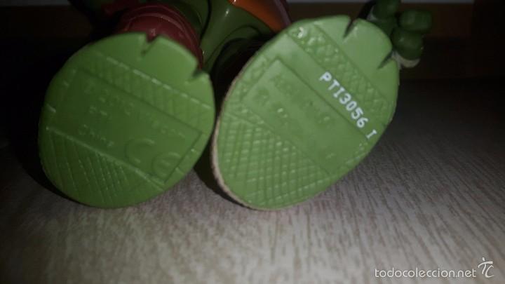Figuras y Muñecos Tortugas Ninja: LEONARDO- TORTUGA NINJA- TMNT- 2012-VIACOM - Foto 3 - 56855030
