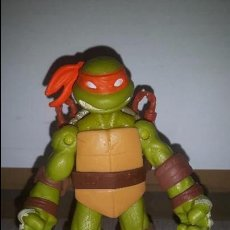 Figuras y Muñecos Tortugas Ninja: MICHELANGELO-TORTUGA NINJA-TMNT-VIACOM (2012). Lote 56855189