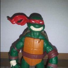 Figuras y Muñecos Tortugas Ninja: RAPHAEL-TORTUGA NINJA- TMNT- 2012 VIACOM. Lote 56855244
