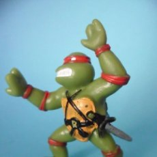 Figuras y Muñecos Tortugas Ninja: TMNT TORTUGAS NINJA FIGURA DE PVC MIRAGE STUDIOS 1988. Lote 56985657