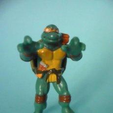 Figure e Bambolotti Tortugas Ninja: TMNT TORTUGAS NINJA KINDER MIRAGE STUDIOS 2005. Lote 56986769