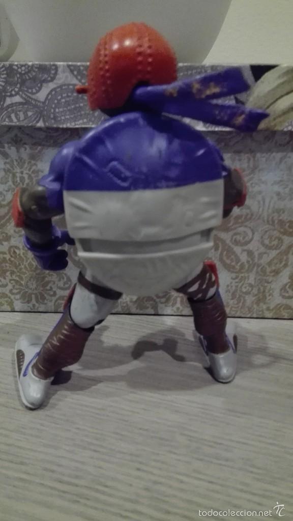 Figuras y Muñecos Tortugas Ninja: FIGURA ARTICULADA TMNT TORTUGAS NINJA DONATELLO MIRAGE 2003 STUDIOS PLAYMATES TOYS - Foto 2 - 57538084