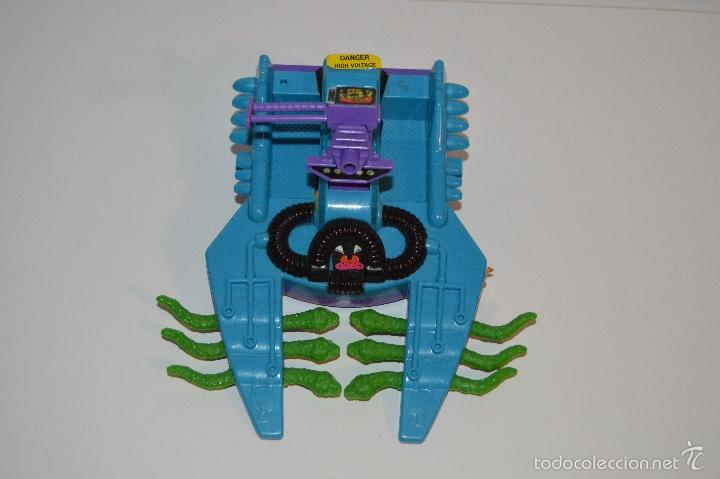 Figuras y Muñecos Tortugas Ninja: TORTUGAS NINJA Footski Playmates toys mirage studios 1989 turtles mutans pfs cg3 - Foto 2 - 57825923