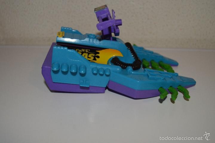 Figuras y Muñecos Tortugas Ninja: TORTUGAS NINJA Footski Playmates toys mirage studios 1989 turtles mutans pfs cg3 - Foto 4 - 57825923