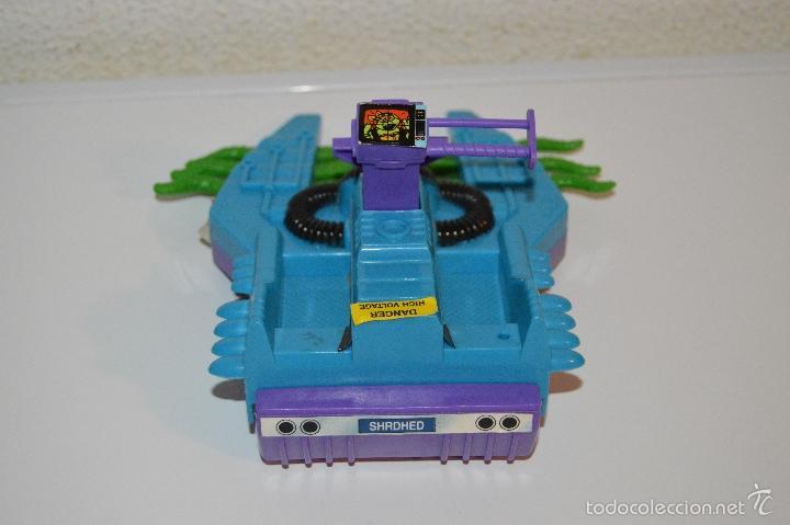 Figuras y Muñecos Tortugas Ninja: TORTUGAS NINJA Footski Playmates toys mirage studios 1989 turtles mutans pfs cg3 - Foto 5 - 57825923