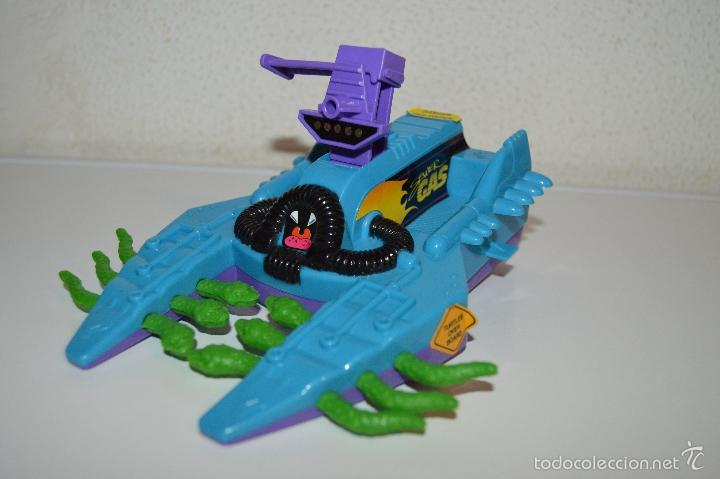 Figuras y Muñecos Tortugas Ninja: TORTUGAS NINJA Footski Playmates toys mirage studios 1989 turtles mutans pfs cg3 - Foto 7 - 57825923
