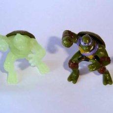 Figuras y Muñecos Tortugas Ninja: LOTE CUATRO FIGURAS ORIGINALES TORTUGAS NINJA TURTLES TMNT 2003. Lote 57950533