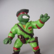 Figuras y Muñecos Tortugas Ninja: TMNT TORTUGAS NINJA FIGURA DE PVC MIRAGE STUDIOS 1988. Lote 59722683