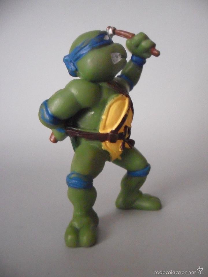 Figuras y Muñecos Tortugas Ninja: TMNT TORTUGAS NINJA FIGURA DE PVC MIRAGE STUDIOS 1988 - Foto 2 - 59722755