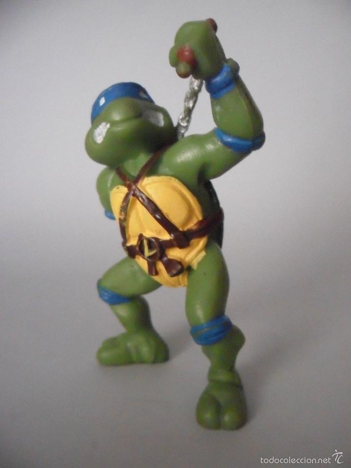 Figuras y Muñecos Tortugas Ninja: TMNT TORTUGAS NINJA FIGURA DE PVC MIRAGE STUDIOS 1988 - Foto 3 - 59722755