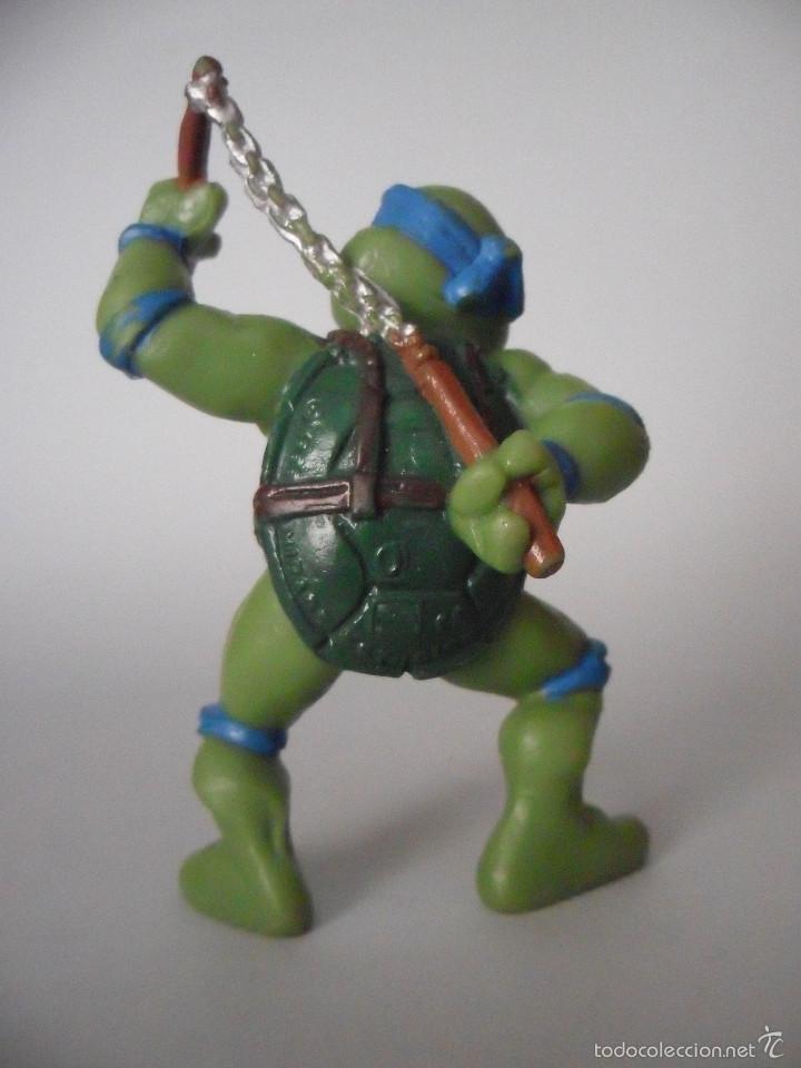 Figuras y Muñecos Tortugas Ninja: TMNT TORTUGAS NINJA FIGURA DE PVC MIRAGE STUDIOS 1988 - Foto 4 - 59722755