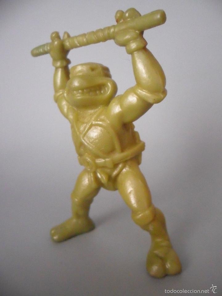 Figuras y Muñecos Tortugas Ninja: TMNT TORTUGAS NINJA FIGURA DE PVC MIRAGE STUDIOS 1988 - Foto 2 - 59722791