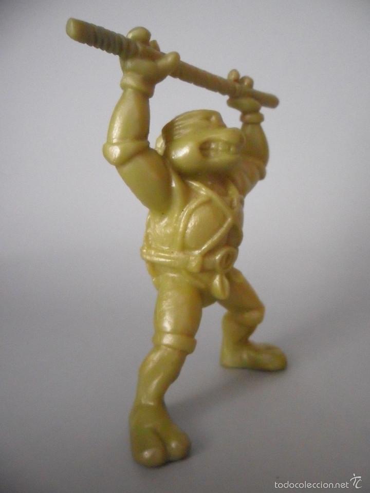 Figuras y Muñecos Tortugas Ninja: TMNT TORTUGAS NINJA FIGURA DE PVC MIRAGE STUDIOS 1988 - Foto 3 - 59722791