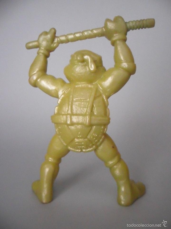 Figuras y Muñecos Tortugas Ninja: TMNT TORTUGAS NINJA FIGURA DE PVC MIRAGE STUDIOS 1988 - Foto 4 - 59722791