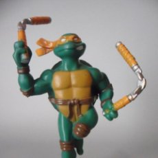 Figuras y Muñecos Tortugas Ninja: TMNT TORTUGAS NINJA TEENAGE MUTANT NINJA TURTLES FIGURA PVC DE 12 CM MIRAGE STUDIOS 2004. Lote 59723223