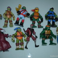 Figuras y Muñecos Tortugas Ninja: FIGURAS TORTUGAS NINJA. Lote 61054463
