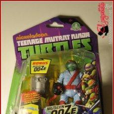 Figuras y Muñecos Tortugas Ninja: TORTUGAS NINJA - TEENAGE MUTANT NINGA TURTLES - NICKELODEON - MUTAGEN OOZE TOSSIN' RAPH. Lote 98927723