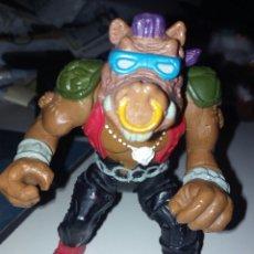 Figuras y Muñecos Tortugas Ninja: BEBOP TORTUGAS NINJA. MIRAGE STUDIOS 1988. FIGURA DE ACCIÓN ARTICULADA.. Lote 65655195