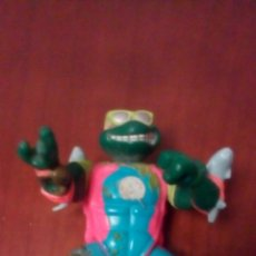Figuras y Muñecos Tortugas Ninja: MUÑECO TORTUGA NINJA, PLAYMATES TOYS AÑO 1990.. Lote 67676765