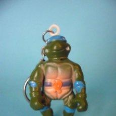 Figuras y Muñecos Tortugas Ninja: TMNT TORTUGAS NINJA RARA FIGURA LLAVERO BOOTLEG DE 5 CM. Lote 69827685