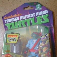 Figuras y Muñecos Tortugas Ninja: FIGURA EN BLISTER TEENAGE MUTANT NINJA TURTLES MUTAGEN 00ZE TOSSIN RAPH . Lote 70826525