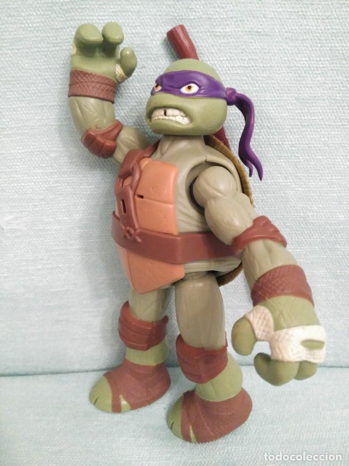 Figuras y Muñecos Tortugas Ninja: Camion lanzadiscos de las tortugas NINJA. - Foto 7 - 75117871
