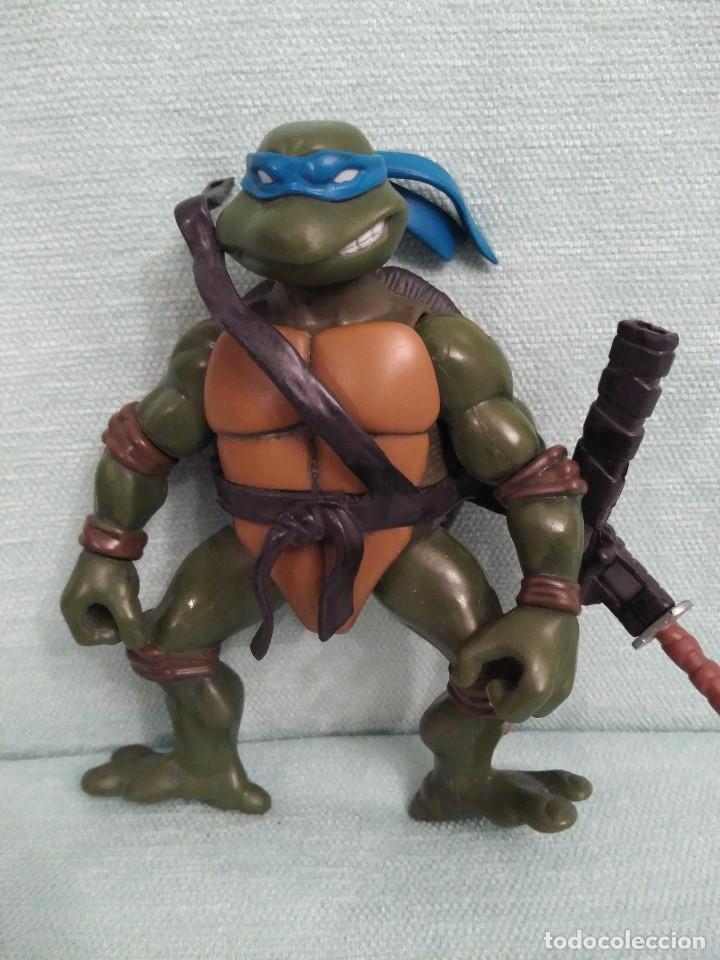 Figuras y Muñecos Tortugas Ninja: Camion lanzadiscos de las tortugas NINJA. - Foto 8 - 75117871