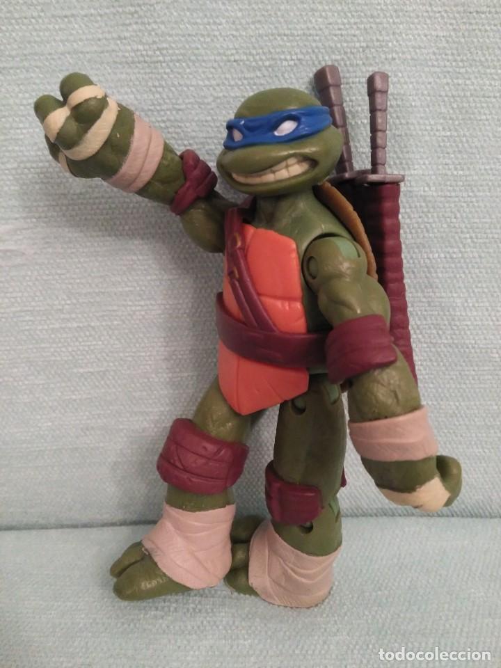 Figuras y Muñecos Tortugas Ninja: Camion lanzadiscos de las tortugas NINJA. - Foto 9 - 75117871