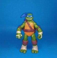 Figuras y Muñecos Tortugas Ninja: TORTUGAS NINJA - TEENAGE MUTANT NINGA TURTLES - NICKELODEON - LEONARDO. Lote 143386630
