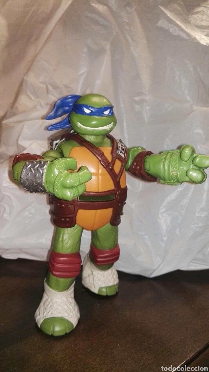 TORTUGA NINJA LEONARDO (Juguetes - Figuras de Acción - Tortugas Ninja)