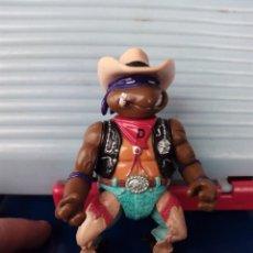 Figuras y Muñecos Tortugas Ninja: MUÑECO ANTIGUO TORTUGAS NINJA AÑOS 80. Lote 100561060