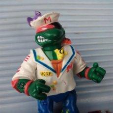 Figuras y Muñecos Tortugas Ninja: MUÑECO ANTIGUO TORTUGAS NINJA AÑOS 80. Lote 81090544