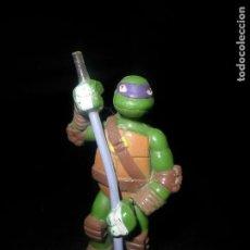 Figuras y Muñecos Tortugas Ninja: DONATELLO - TORTUGAS NINJAS - TNMT - 2013 VIACOM - FIGURA PVC TORTUGA NINJA--. Lote 82301668