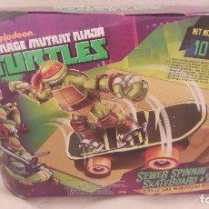 Figuras y Muñecos Tortugas Ninja: TORTUGAS NINJA. SKATEBOARD MOTORIZADO. TEENAGE MUTANT NINJA TURTLES. Lote 83547248