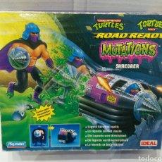 Figuras y Muñecos Tortugas Ninja: TORTUGAS NINJA. SHREDDER. MUTATIONS. NUEVO EN CAJA. IDEAL. TRANSFORMABLE. TMNT.. Lote 84552368