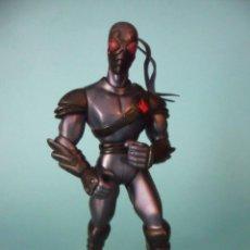 Figuras y Muñecos Tortugas Ninja: TMNT TEENAGE MUTANT NINJA TURTLES FOOT TECH NINJA FIGURA DE 16 CM MIRAGE STUDIOS PLAYMATES TOYS 2003. Lote 84758852