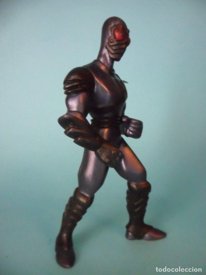 Figuras y Muñecos Tortugas Ninja: TMNT TEENAGE MUTANT NINJA TURTLES FOOT TECH NINJA FIGURA DE 16 CM MIRAGE STUDIOS PLAYMATES TOYS 2003 - Foto 2 - 84758852