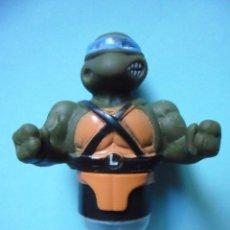 Figuras y Muñecos Tortugas Ninja: TMNT TEENAGE MUTANT NINJA TURTLES LEONARDO MIRAGE STUDIOS 1990 USA. Lote 84948260