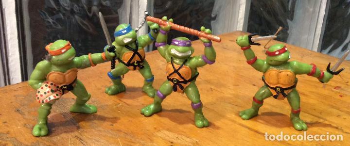 TORTUGAS NINJA (Juguetes - Figuras de Acción - Tortugas Ninja)