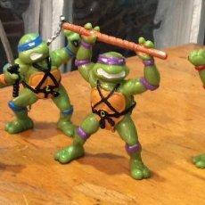 Figuras y Muñecos Tortugas Ninja: TORTUGAS NINJA. Lote 89982112