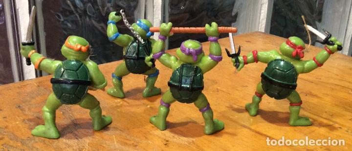 Figuras y Muñecos Tortugas Ninja: TORTUGAS NINJA - Foto 2 - 89982112