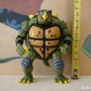 Figuras y Muñecos Tortugas Ninja: MUTATIN' TOKKA TMNT NINJA TURTLES ACTION FIGURE VINTAGE. Lote 90042340