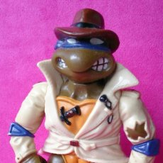 Figuras y Muñecos Tortugas Ninja: FIGURA TORTUGAS NINJA DON THE UNDERCOVER TURTLE, 1990 MIRACLE STUDIOS . Lote 90994255