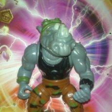 Figuras y Muñecos Tortugas Ninja: FIGURA ROCKSTEADY TORTUGAS NINJA TMNT - PLAYMATES - 1988. Lote 92538785
